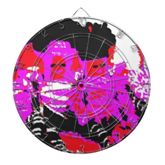 Lappenpop Rag Doll - Red Dart Board