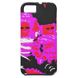 Lappenpop Rag Doll - Red iPhone SE/5/5s Case