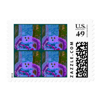 Lappenpop Rag Doll Stamp