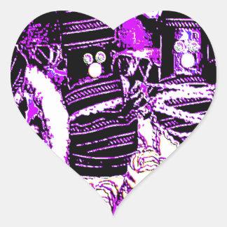 Lappenpop Rag Doll Heart Sticker