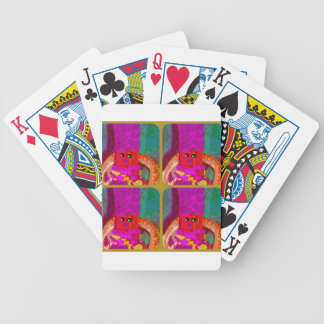 LAPPENPOP - SPINDEROK - RAG DOLL- 4.png Bicycle Playing Cards