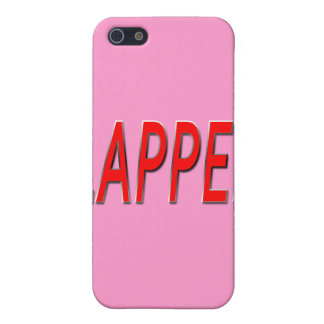LAPPER iPhone SE/5/5s COVER