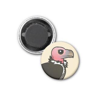 Lappet-faced Vulture Refrigerator Magnet