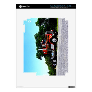 Lapp's A Model Tablet Skin Decal For iPad 3
