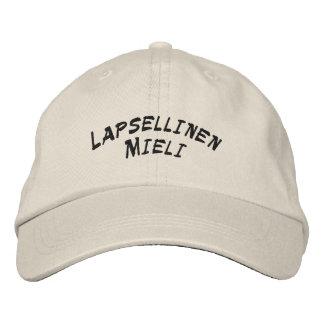 Lapsellinen Mieli - Childish Mind Embroidered Baseball Hat