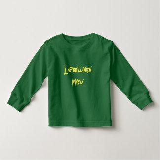 Lapsellinen Mieli - Childish Mind in Finnish Toddler T-shirt