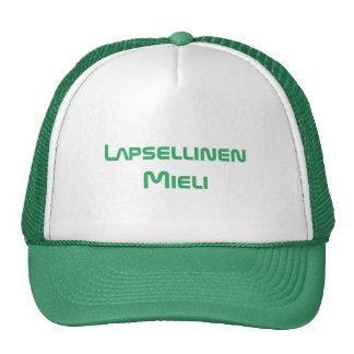 Lapsellinen Mieli - Childish Mind in Finnish Trucker Hat