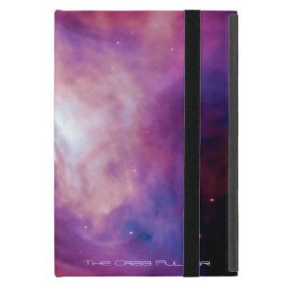 Lapso de tiempo del pulsar del cangrejo - estrella iPad mini cobertura