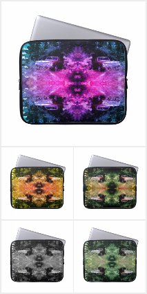 Laptop and Tablet Cases by EelKat