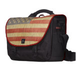 Laptop Bag American Flag Old School Retro HOT