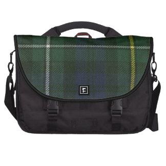Laptop Bag Campbell of Argyll Modern Tartan Print