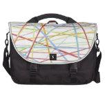 Laptop Bag - 'crisscross'