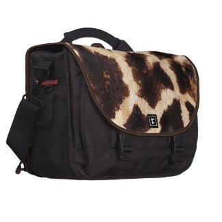 Laptop Bag - Giraffe Skin Print