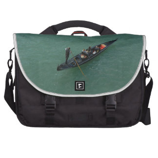 Laptop Bag - Gondola in the Grand Canal Venice
