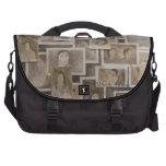 """Laptop bag - """"Memories"""" by Mervat Alameer"""