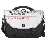 idy 4 eva  Laptop Bags
