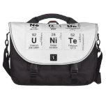 Nerds Unite  Laptop Bags