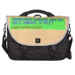 armando aguiar (Rato)  2013 smart street  Laptop Bags