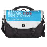 boothtown boys  brigade  Laptop Bags