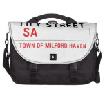 Lily STREET   Laptop Bags
