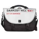 darkest hill  Laptop Bags