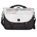 ANASTASIA BABY  Laptop Bags