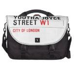 YOOTHA JOYCE Street  Laptop Bags