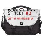 king Rocchi Street  Laptop Bags