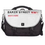 Baker Street  Laptop Bags
