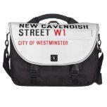 New Cavendish  Street  Laptop Bags