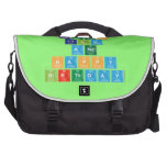 KEEP CALM AND HAPPY BIRTHDAY  Laptop Bags