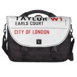 Taylor  Laptop Bags