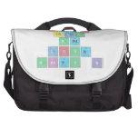 KEEP CALM AND LOVE  MATTY B  Laptop Bags