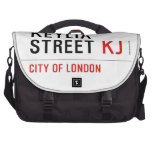 Keylia Street  Laptop Bags