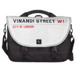 VINANDI STREET  Laptop Bags