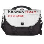 khansa  Laptop Bags