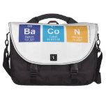 Bacon  Laptop Bags