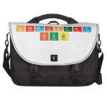 chemistry club  Laptop Bags