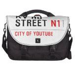 KV HD Street  Laptop Bags