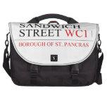 SANDWICH STREET  Laptop Bags