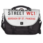 Sandwich Street  Laptop Bags