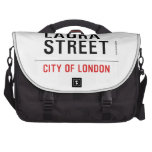 Laura Street  Laptop Bags