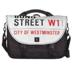 BOND STREET  Laptop Bags