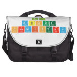 All About  Chemistry  Laptop Bags