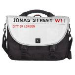 JONAS STREET  Laptop Bags