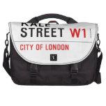 Kale Street  Laptop Bags