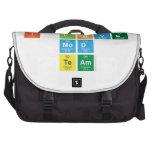 I love Mod Team  Laptop Bags
