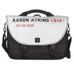 Aaron atkins  Laptop Bags