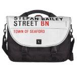 Stefan Bailey Street  Laptop Bags