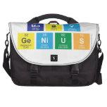 baby genius  Laptop Bags